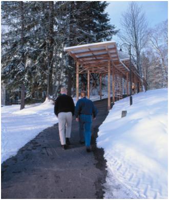 步道融雪(除冰)