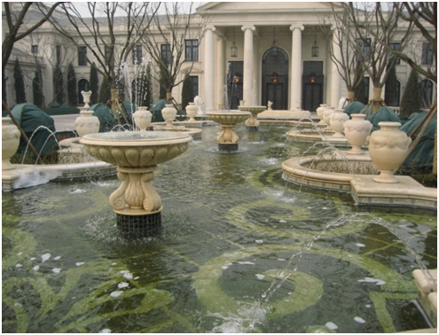 ESMT景观水不结冰的控制