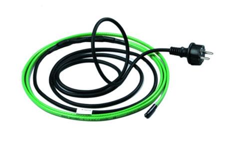 Plug'n插入式自调控发热电缆套装